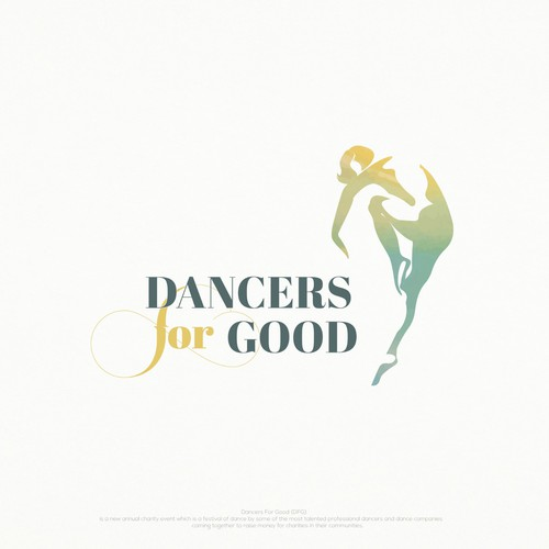 Logo for a Dance event