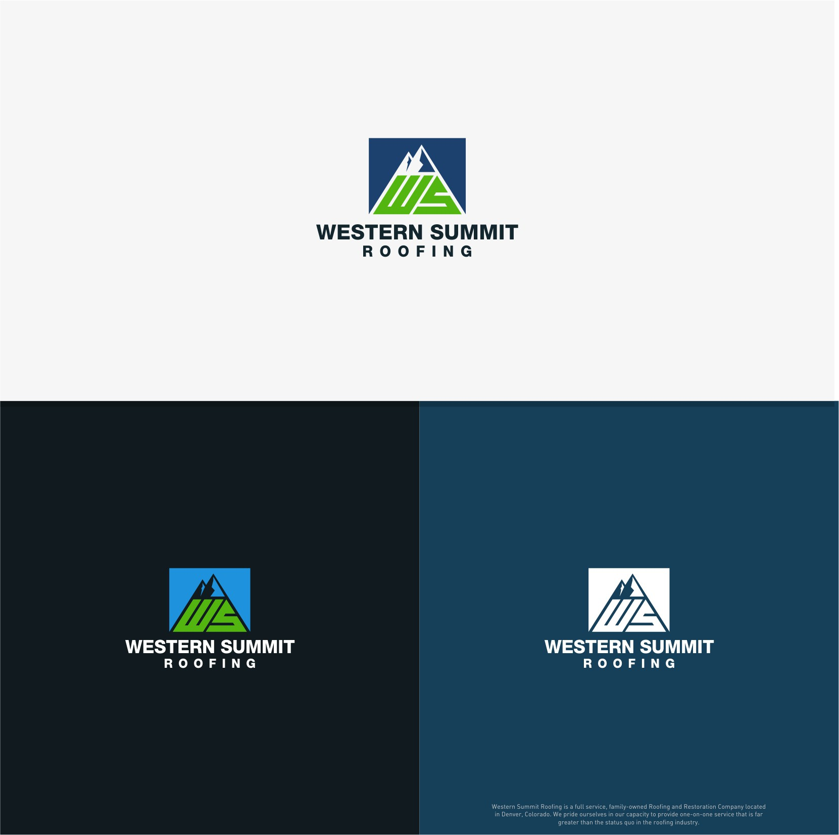 WSR Logo Design