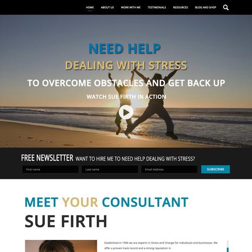 Consulting Web design