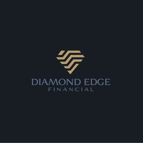 Diamond logo concept
