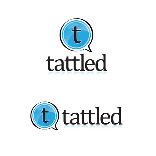 Tattled Logo Concept