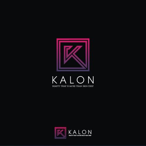 elegant kalon logos
