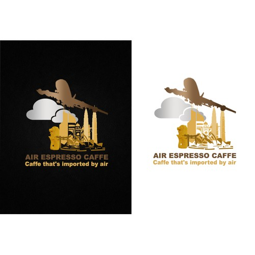 Create an iconic coffee loving business concept for the Asia-Pacific market