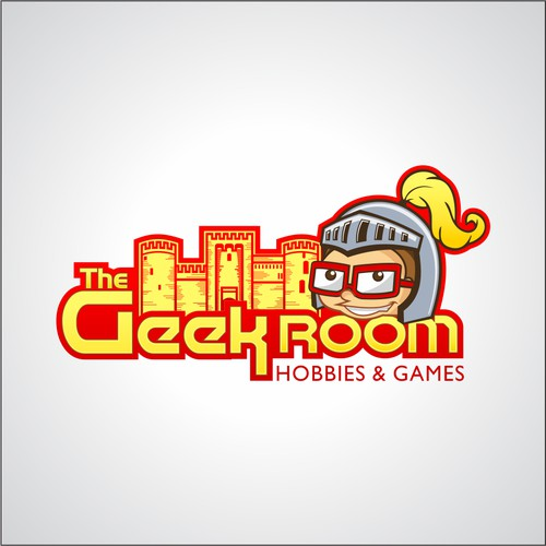 The Geek Room