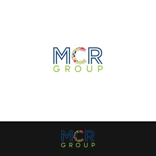 Logo concept for MCR Group