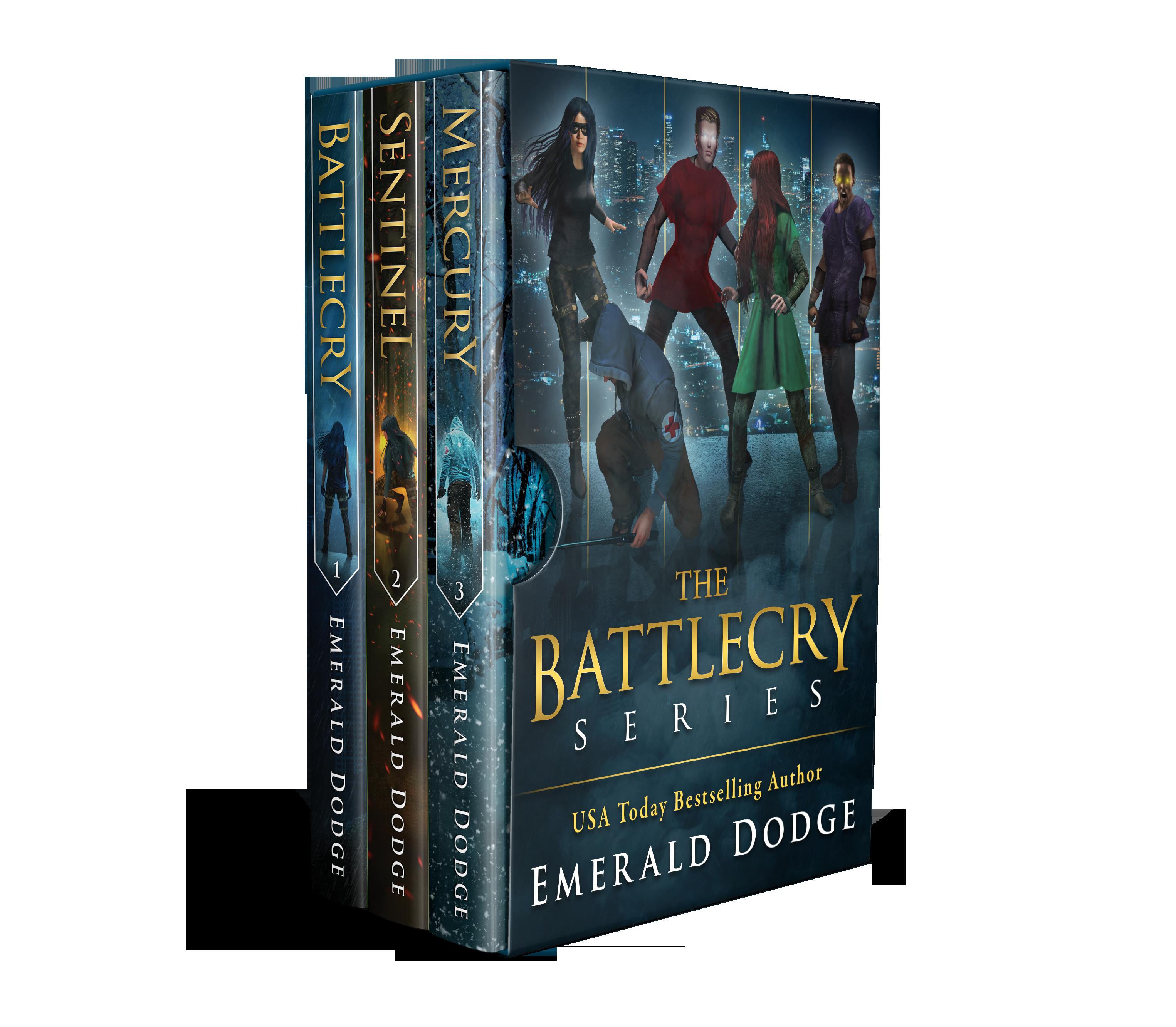 Battlecry Series Box Set