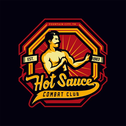 Hot Sauce Combat Club