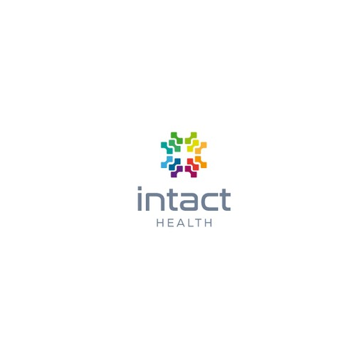 Logo Design for Intact Health
