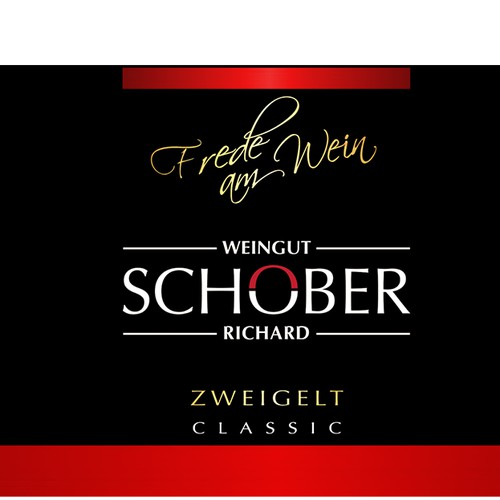Looking for a sparkling wine label...! Auf der Suche nach einer spritzigen Weinetikette...!