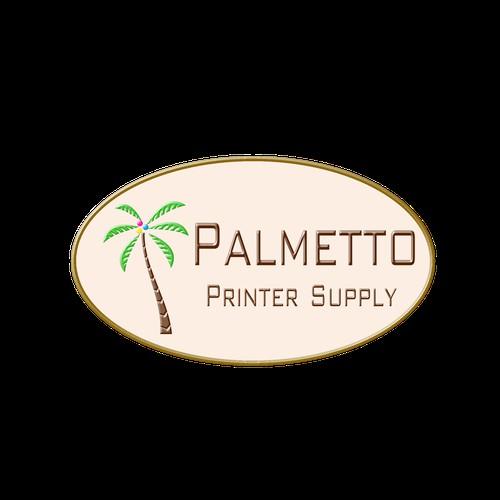 Logo for printer supply