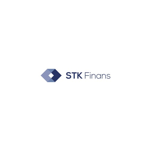 STK Finans needs a new powerful logo