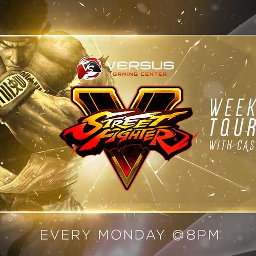 Street Fighter V - Tournament