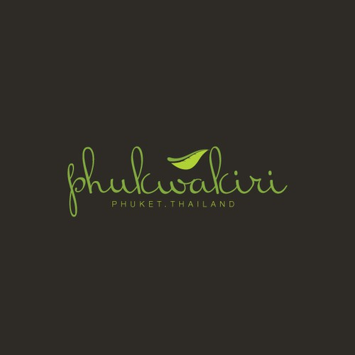 Logo Design For Small Resort in Thailand