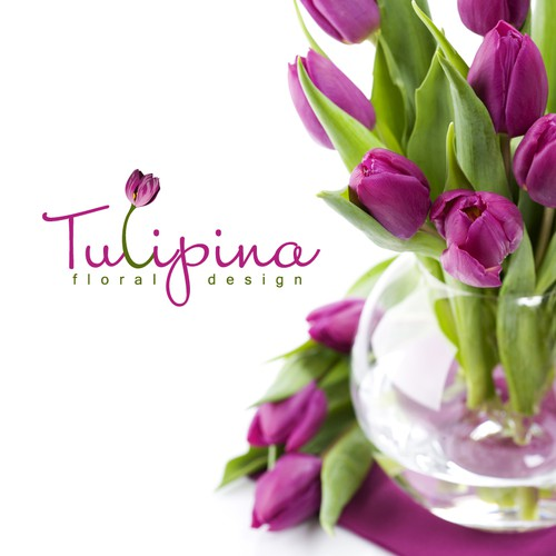 Help Tulipina with a new logo