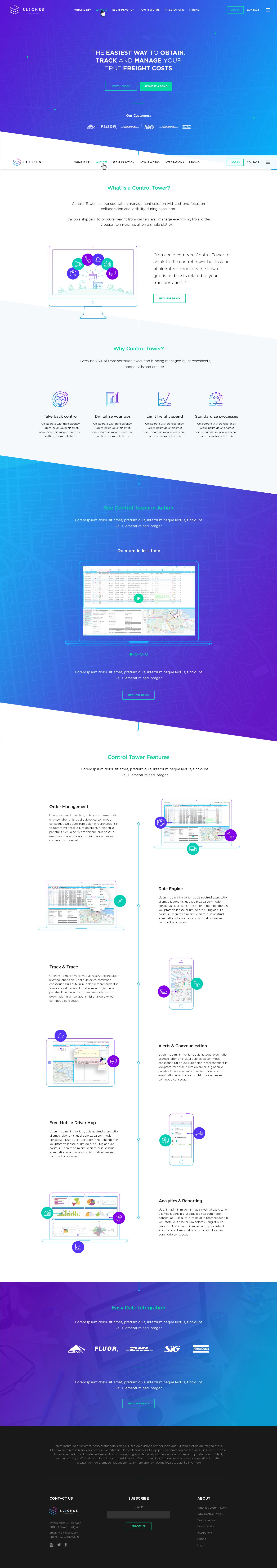 Slickss - extra webdesign