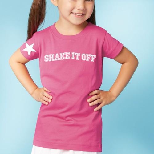 TShirt design for children