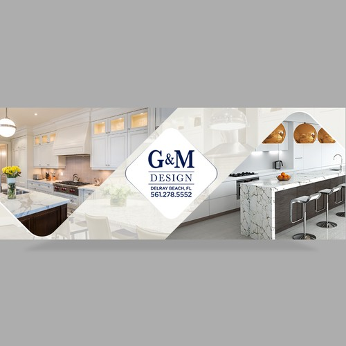 Facebook Cover for Kitchen Remodeling Company