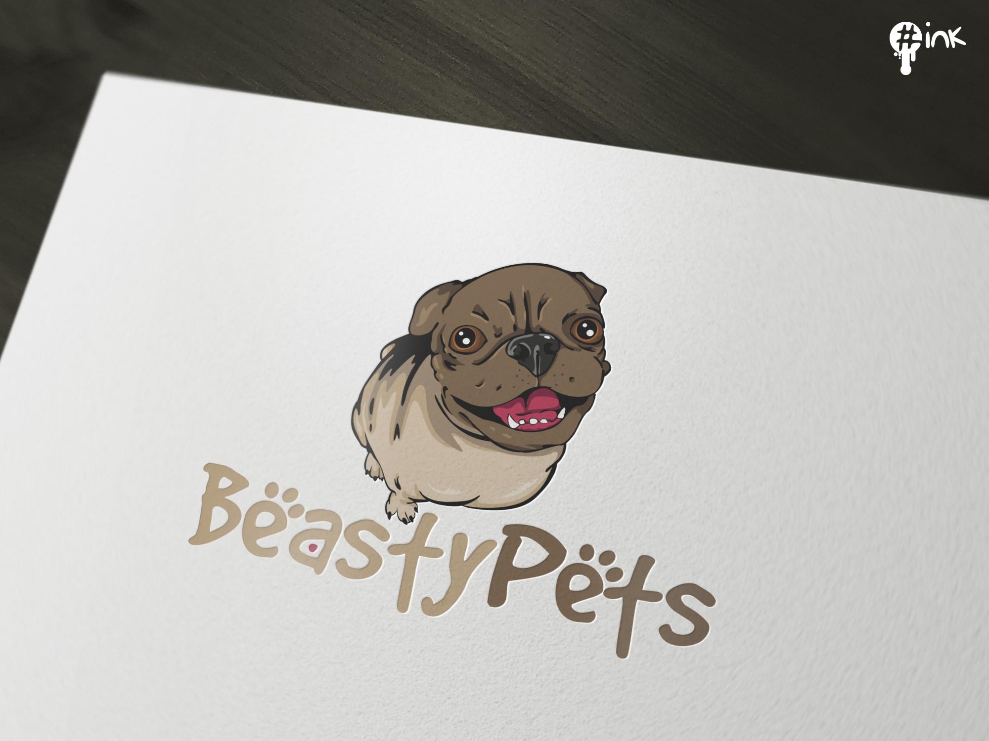 Beasty Pets needs a fierce but cute logo!