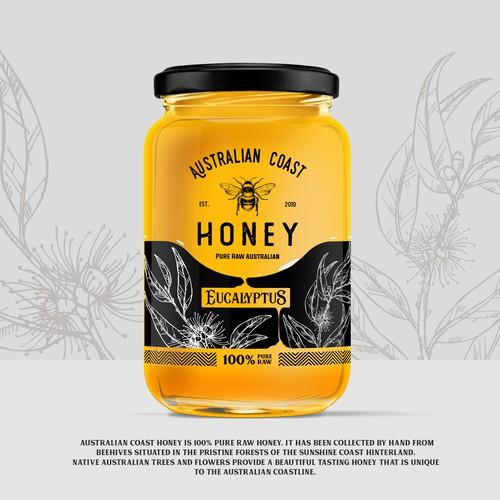 Australian Coast Honey
