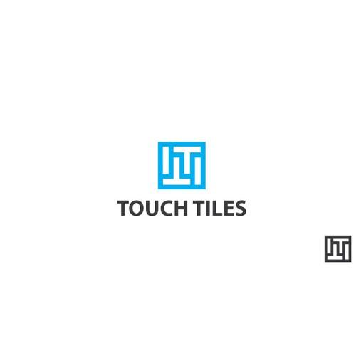 """Logo Design for """"TOUCH TILES"""""""