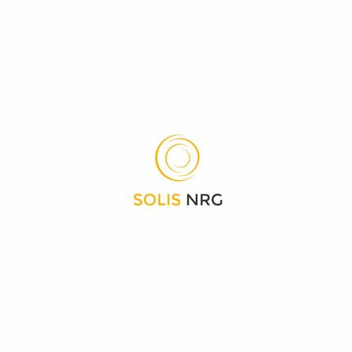 Logo for solar panel manufacturer