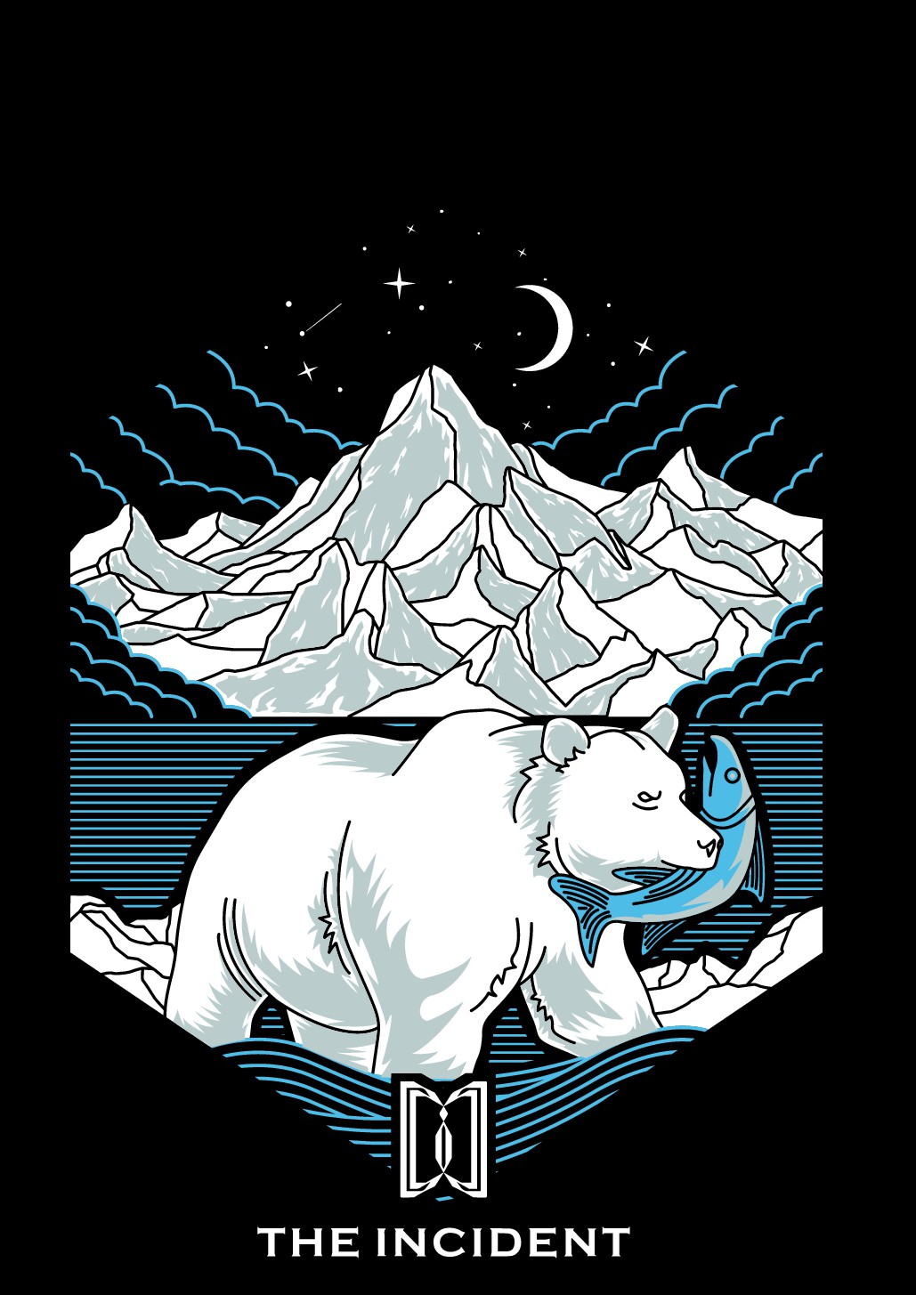 Design for clothing brand (endangered animals design).