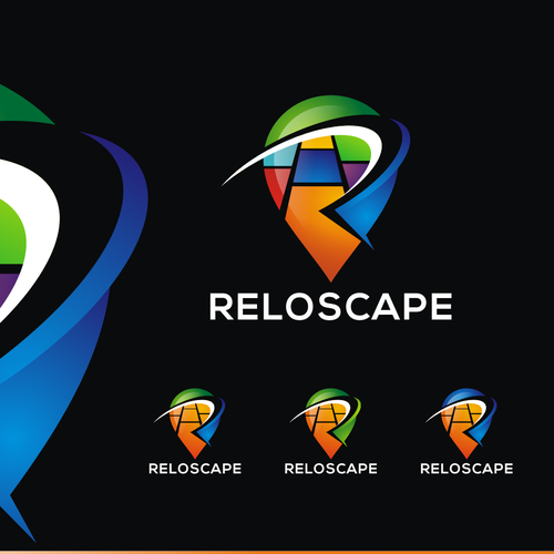 Bold Concept For Reloscape Logo Designs contest