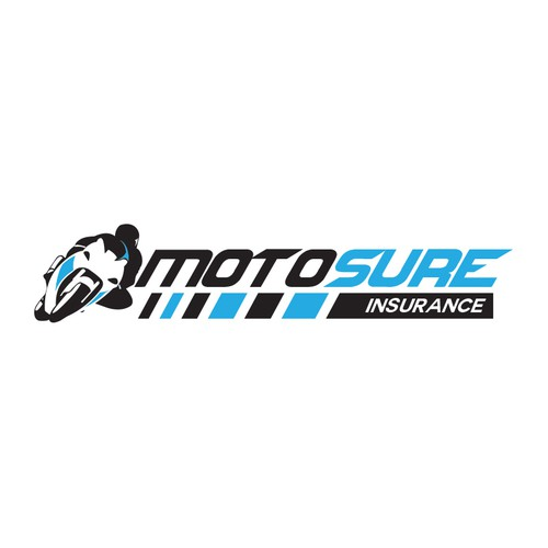 Logo for new motorcycle insurance policy