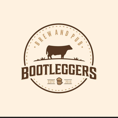 Logo for Bootleggers