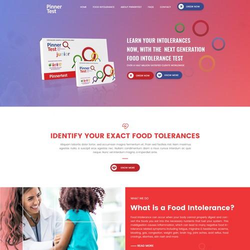 Pinner Website
