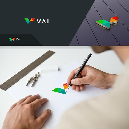 "Logo designs for ""VAI TECHNOLOGIES"""