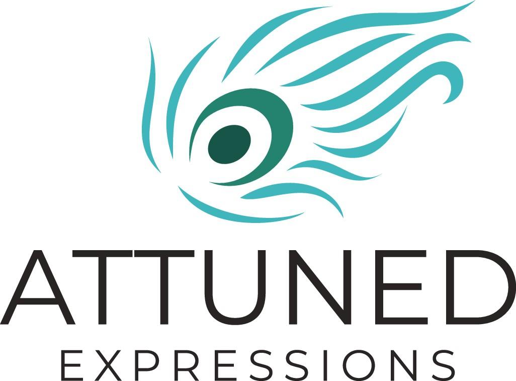Design a peacock+spiritual-inspired logo for a personal/spiritual development business