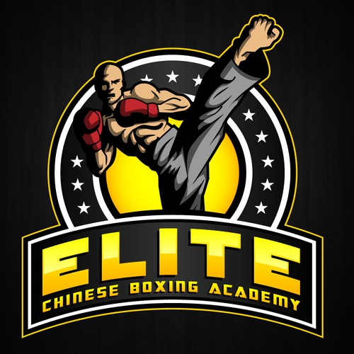 logo for Elite Chinese Boxing Academy