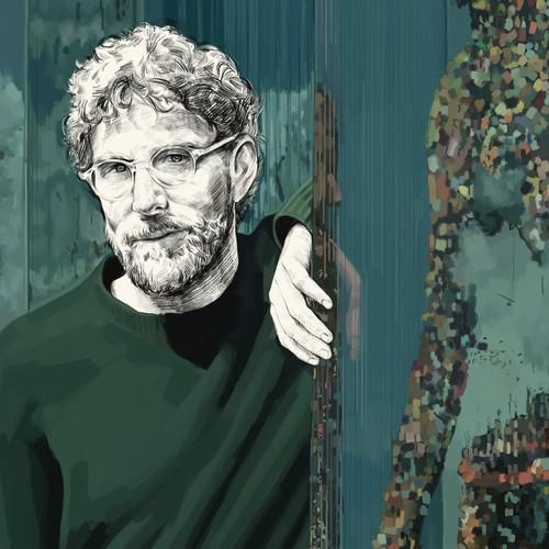 Portrait - Dustin Yellin