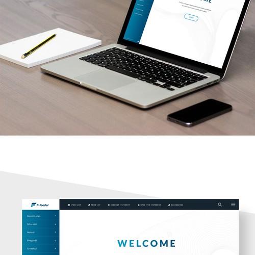 ERP app design
