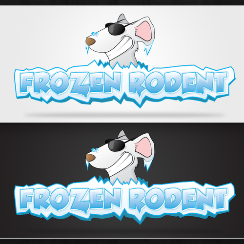 Create the next logo for Frozen Rodent