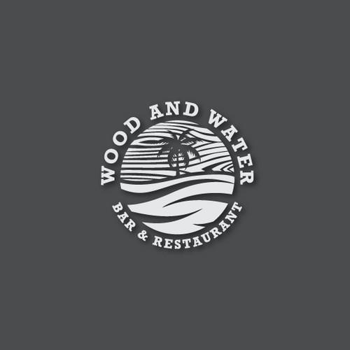 Wood & Water logo