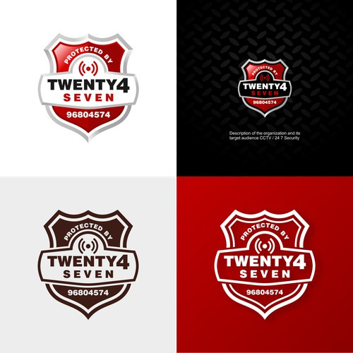 Logo for Twenty 4 Seven
