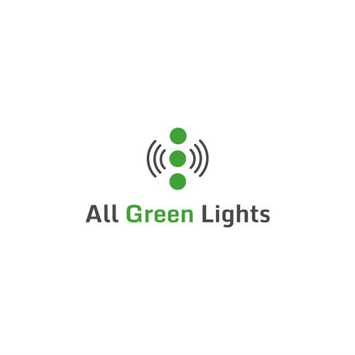 "Winner logo for ""All Green Lights"""