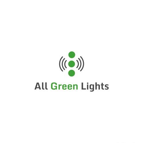 """Winner logo for """"All Green Lights"""""""