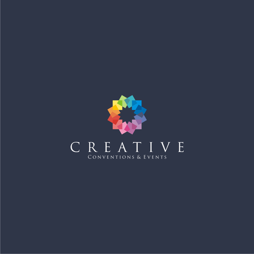 Creative Conventions looking for exciting and bright logo design!
