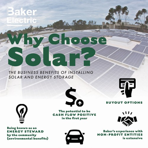 Baker Electric Infographic