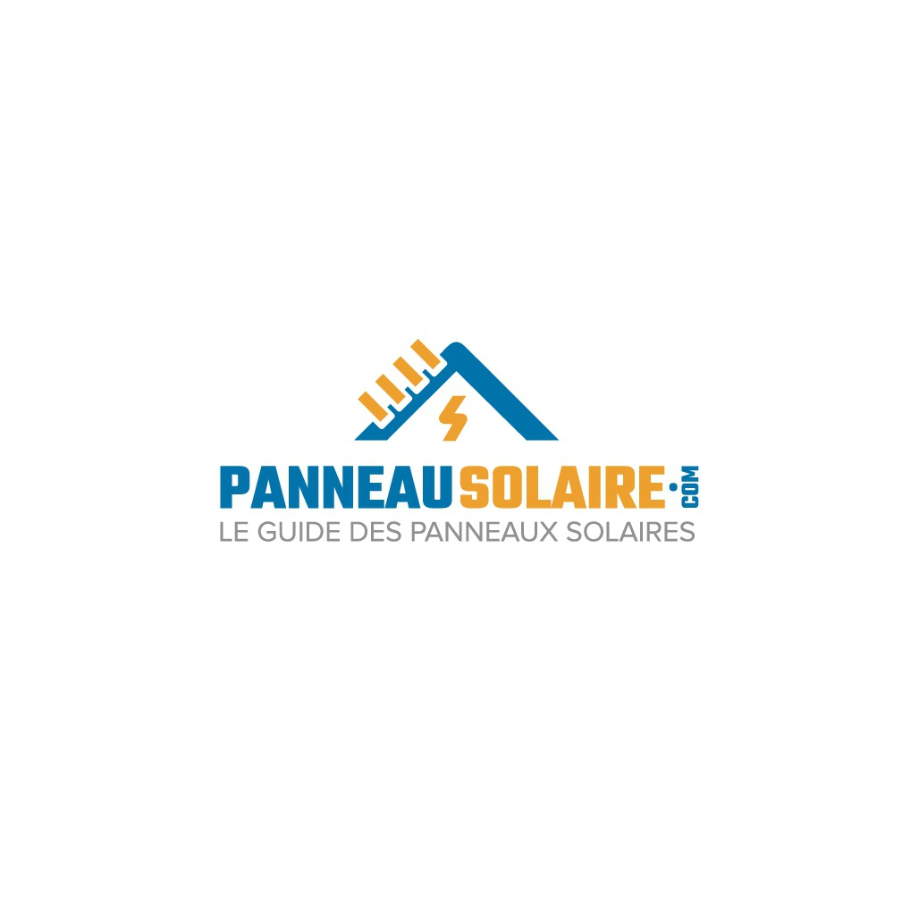Logo for panneausolaire.com : complete guide about solar panels