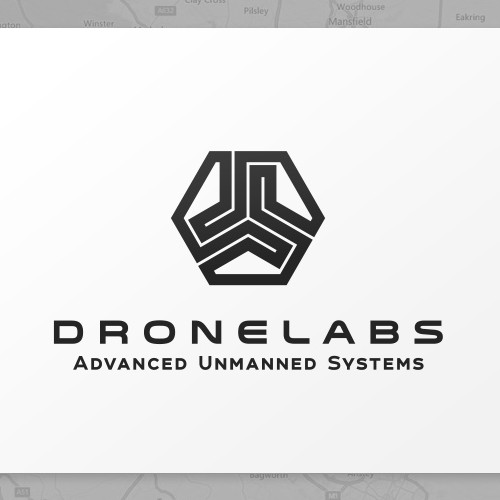 Create a logo for a high-tech drone research startup - The kind of logo you long to do!!