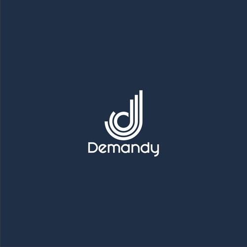 Logo design for Demandy