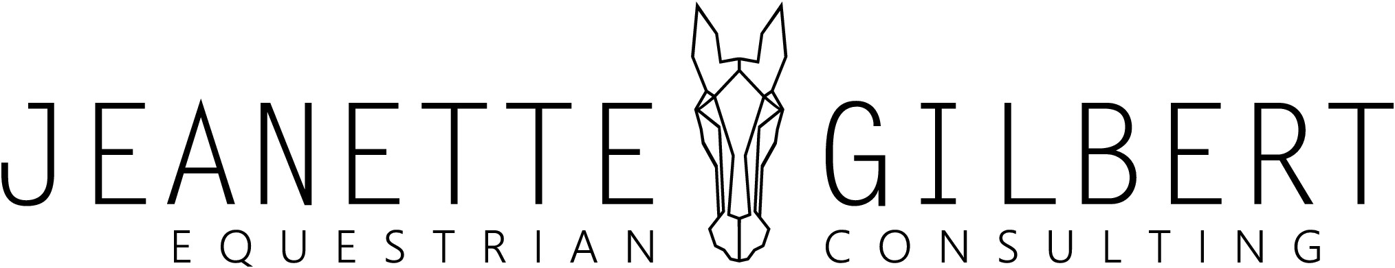 I need a logo for my equestrian consulting business!
