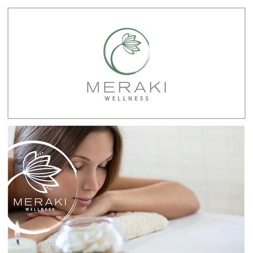 Meraki Wellness logo