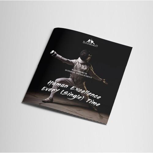 Sleek Booklet for Batenborch