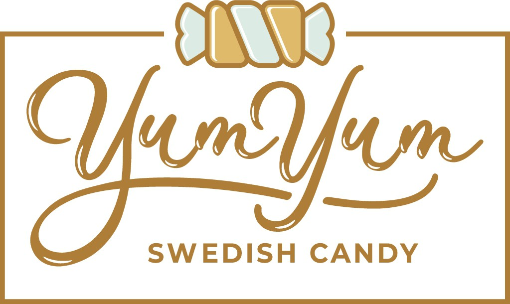 We need a elegant logo for a candy brand