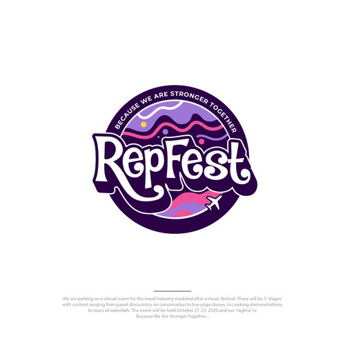 RepFest Logo